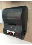 Диспенсър за хартиена ролка за ръце с гилотина