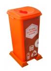 Контейнер за разделно събиране на отпадъци