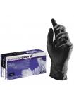 Черни ръкавици нитрил без пудра